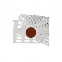 CHABLON 17 390x295x2mm  D36mm 36p