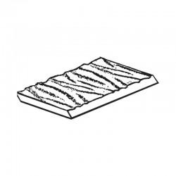 MOLDE PVC TURRÓN TU461 200x80x20mm