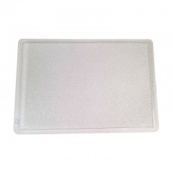 MOLDE PVC PLANCHA TIPO GRANULADO 43,5x29,5x0,6cm