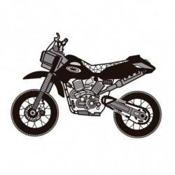 M. PVC MOTO CROS SP (P) 250x180mm