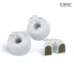 MOLDE PC053 ICONIC SAVARIN