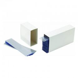 CINTA PVC INC. PRECORTADA 250x40mm100mic.(1000u)