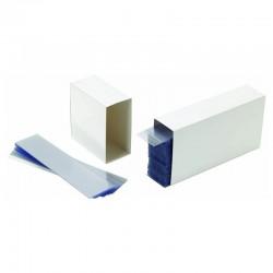 CINTA PVC INC. PRECORTADA 210x40mm100mic.(1000u)