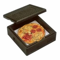CONTENENEDOR ISOTÉRMICO 41x41x24mm BOX PIZZA