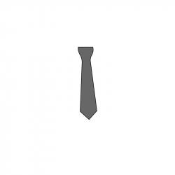 MOLDE PVC CORBATA 65x15x9mm (14c)