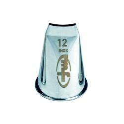 BOQUILLA GLASEAR 18mm x 2mm INOX