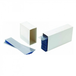 CINTA PVC INC. PRECORTADA 260x40mm100mic.(1000u)