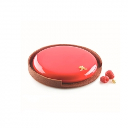 KIT TARTE RING ROUND 190 ( molde + 1 aro )