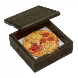 CONTENENEDOR ISOTÉRMICO 41x41x37cm BOX PIZZA
