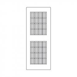 MOLDE PVC TABLETA ARPO188 85x70x8mm (2i)