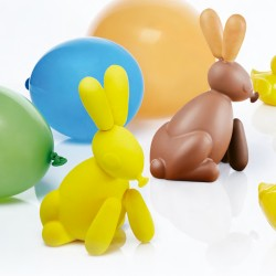 MOLDE PVC RABBIT BALLOON