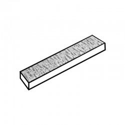 MOLDE PVC TURRÓN TU496 200x40x20mm (2ud)