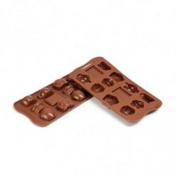 MOLDE  CHOCOLATES  SCG017  TEATIME