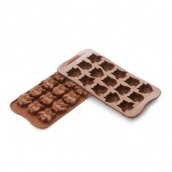MOLDE  CHOCOLATES  SCG026 CHOCO GUFI