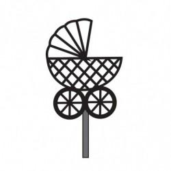 M. PVC PIRULETA COCHE BEBE 76x60 (2i)