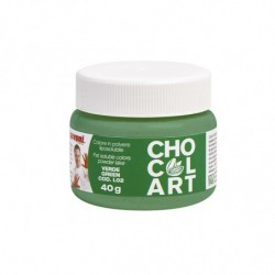 COLORANTE EN POLVO VERDE LIPOSOLUBLE 40gr