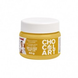 COLORANTE EN POLVO AMARILLO HUEVO LIPOSOLUBLE 40gr