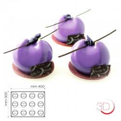 PAVOFLEX 3D PX4307 MOON