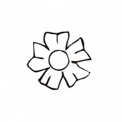 M. PVC FLOR  (6i)30x30mm