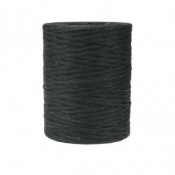 CINTA VEGETAL NEGRO 4mm (800mt) (3u)