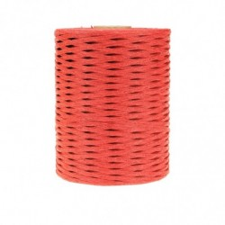 CINTA VEGETAL ROJO 4mm (800mt) (3u)