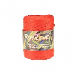C. RAPHLENE 12.5mm c.308 ROJO  (100mt)