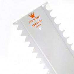 PEINE PDM 34cm. DIS:13/14 DOBLE DECORACION