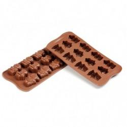 MOLDE  CHOCOLATES  SCG018 ROBOCHOC.