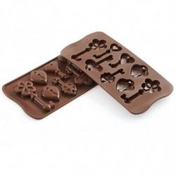 MOLDE CHOCOLATES  SCG33 CHOCO KEYS