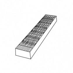 M. PVC TURRON TU537 200x40x20 (2i)