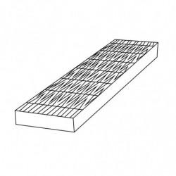 MOLDE PVC TURRÓN TU457 200x80x20mm