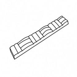 M. PVC TURRON TU466 250x35x25 (1i)