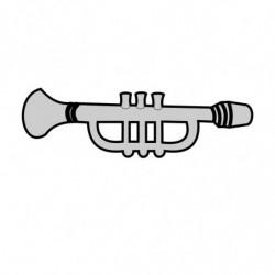 M. PVC TROMPETA175x50x25mm MD (i)