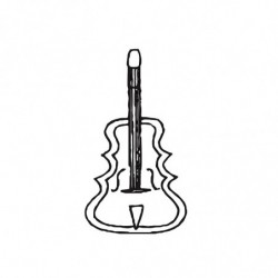 M. PVC VIOLA 300x115x20mm (1i)