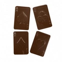 M. PVC 90-13477 CARTAS POKER (4i)