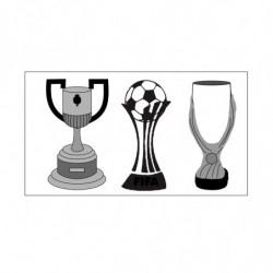 M. PVC COPA PEQ. UEFA/REY/MUNdeCLUBS (1+1+1)