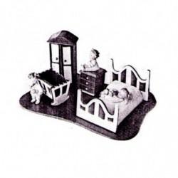 M. PVC HABITACION (CAMA-ARMARIO-BALANCIN)