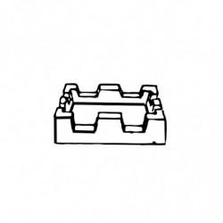 M. PVC ALMENA 50x50x18 CUADRADA PEQ. (2i)