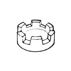 M. PVC ALMENA d.75x25 REDONDA GR. (2i)