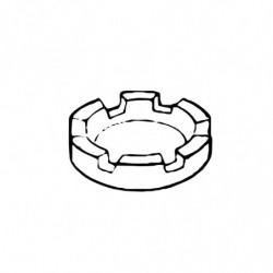 M. PVC ALMENA d.50x15 REDONDA PEQ. (2i)