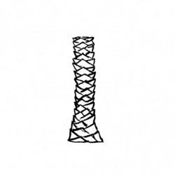 M. PVC 15-875 TRONCO PALMERA 45x176x45mm (1i)