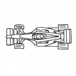 M. PVC COCHE CARRERAS SP (1P) 150X6030