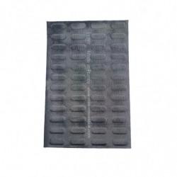 MOLDE FIBRA 48 ECLAIRS 125x25x5mm