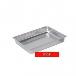 CUBETA GN 2/1 650x350 mm INOX