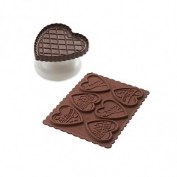 MOLDE COOKIE CHOC LOVE