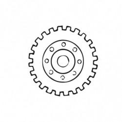 M. PVC 11-669 RUEDA CAÑON D72x9mm (2)