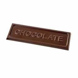 MOLDE CW2429 TABLETA CHOCOLATE 132.5x43x6mm 5c