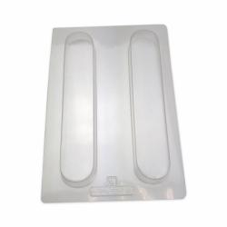 MOLDE PVC TU562 TURRON 200x40x20 (2i)