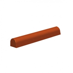 MOLDE TRONCO 260x80x70mm PK(6u) MEDIA CAÑA PVC