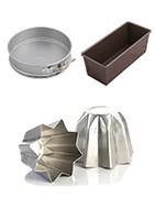 Comprar Moldes metálicos para pastelería panadería chocolatería